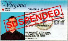 a suspended driver's license can limit ones mobility. call a petersburg virginia traffic lawyer today to help with your case