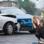 A motorist is required by law to contact the police in the event of a automobile crash