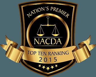 nacda top 10 ranking 2015