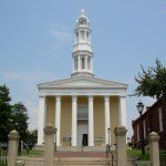 The historic Petersburg VA Courthouse has been holding felony criminal trials for over a century.