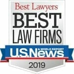 Riley & Wells is a 2019 Best Law Firms according to Best Lawyers and U.S. News & World Report