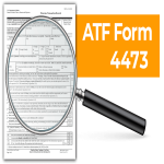 Lying on an ATF Gun Application Form 4473 is Serious Business