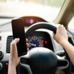 Virginia Handheld Cellphone Use While Driving Illegal