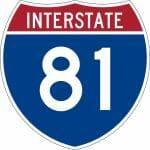 Reckless Driving Speeding Ticket on Interstate 81 in Virginia